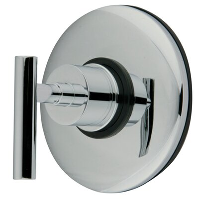 South Beach Shower Volume Controller Finish: Polished Chrome