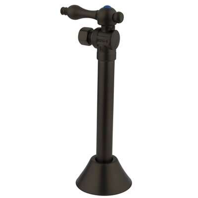 Made to Match Turn Valve Finish: Oil Rubbed Bronze