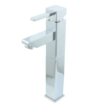 Concord Single Handle Square Bathroom Faucet Finish: Polished Chrome
