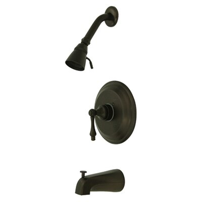 St. Charles Volume Control Tub and Shower Faucet Trim Finish: Oil Rubbed Bronze