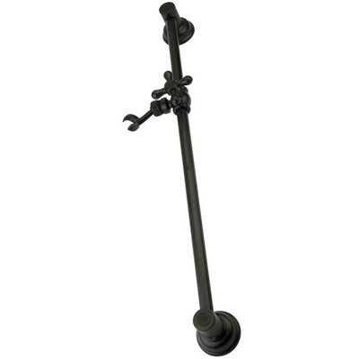 Shower Slide Bar with Handheld Shower Holder Finish: Oil Rubbed Bronze