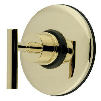 South Beach Shower Volume Controller Finish: Polished Brass