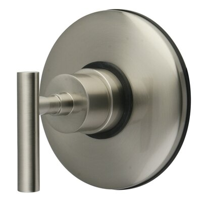 South Beach Shower Volume Controller Finish: Satin Nickel