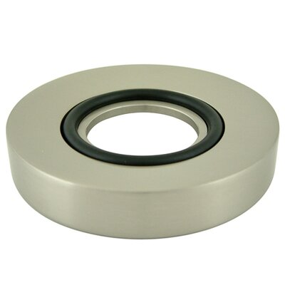 South Beach Mounting Vessel Sink Ring Finish: Satin Nickel