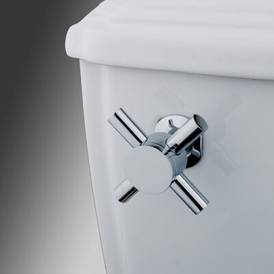 South Beach Toilet Tank Lever Finish: Polished Chrome