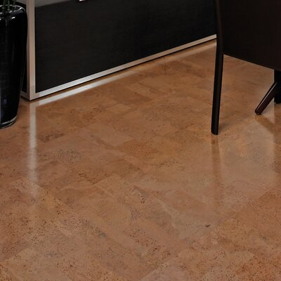 12 Cork Flooring in Aphrodite Natural
