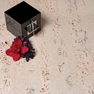 Assortment 12 Cork Flooring in Odysseus White