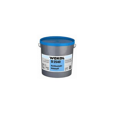Cork Wakol Cork Adhesive 1 Gallon (180 sf coverage) WAKOL D 3540 on