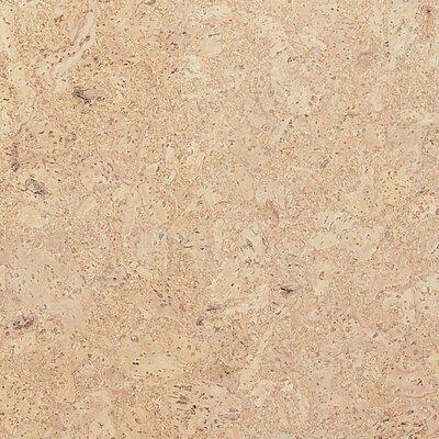 Naturals 12 Cork Flooring in Herse Natural
