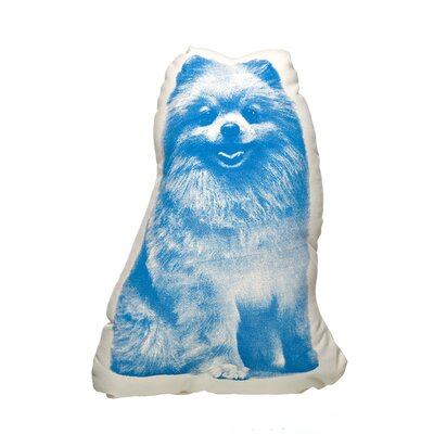 Cotton Pomeranian Pillow