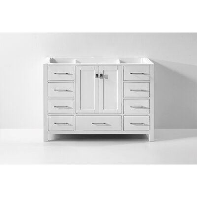 "Caroline Avenue 48"" Bathroom Vanity Cabinet"