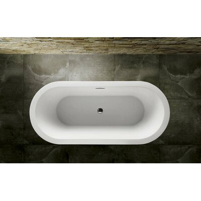 Serenity 70 x 32 Soaking Bathtub