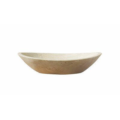 Leda Stone Specialty Vessel Bathroom Sink