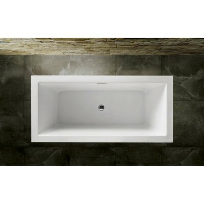 Serenity 67 x 32 Soaking Bathtub
