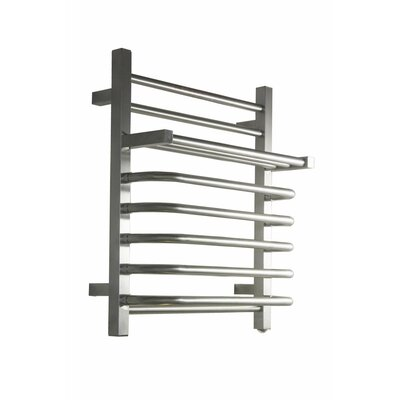 Koze Wall Mount Electric Towel Warmer Finish: Brushed Nickel