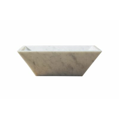 Helios Rectangular Vessel Bathroom Sink