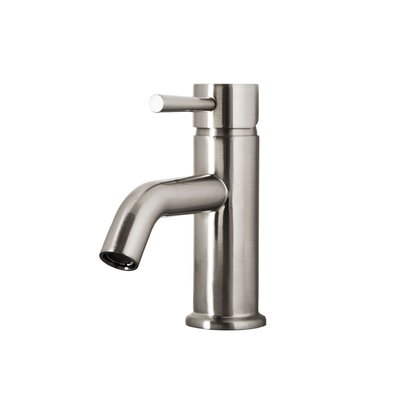 Brizo Single Handle Single Hole Bathroom Faucet Finish: Brushed Nickel