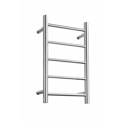 Koze Wall Mount Electric Towel Warmer Finish: Polished Chrome