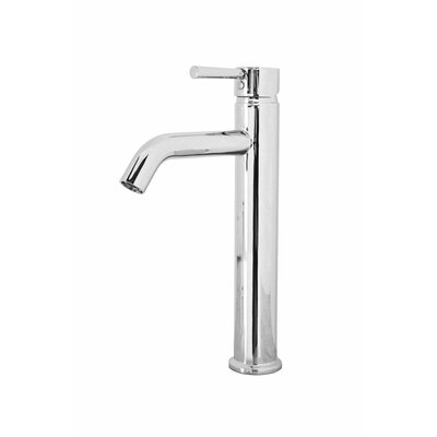 Hydron Single Handle Single Hole Bathroom Faucet Finish: Polished Chrome