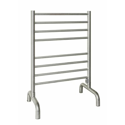 Koze Free Standing Electric Towel Warmer Finish: Brushed Nickel