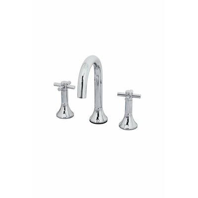Thellion Widespread Kitchen Faucet Finish: Polished Chrome
