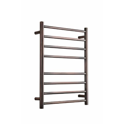 Koze Wall Mount Electric Towel Warmer Finish: Oil Rubbed Bronze
