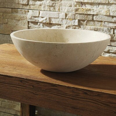 Nyx Circular Vessel Bathroom Sink