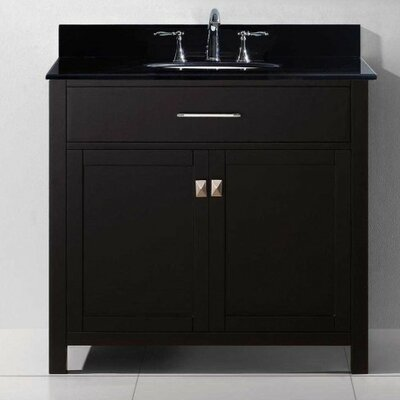 Templeton 36 Bathroom Vanity Cabinet Base Finish: Espresso