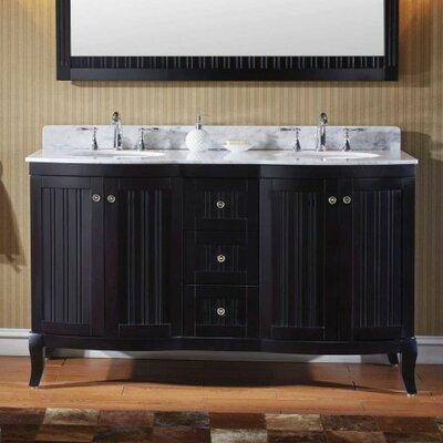 Khaleesi 60 Bathroom Vanity Cabinet Base Finish: Espresso
