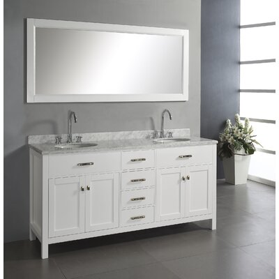 Bathroom Double Sink Vanity Ideas Cabinets And Vanities
