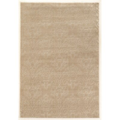 Prisma Chloe Light Beige Rug Rug Size: Rectangle 2 x 3