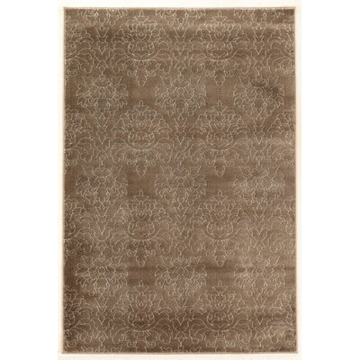 Prisma Chloe Dark Brown Rug Rug Size: Rectangle 2 x 3