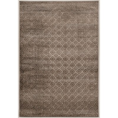 Jewell Tan Area Rug Rug Size: Rectangle 5' x 7'6