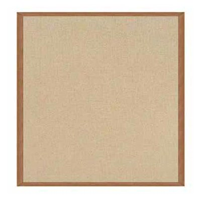 Athena Hand-Tufted Natural/Gold Area Rug Rug Size: 4 x 6