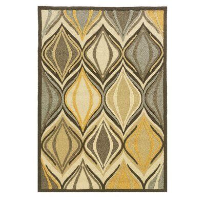 Highsmith Hand-Tufted Outdoor Area Rug Rug Size: Rectangle 110 x 210