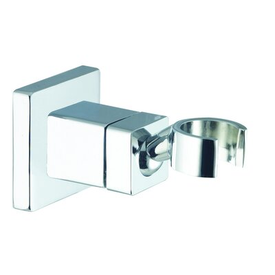 Wall Mount Hand Shower Holder Finish: Chrome