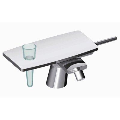 De Soto Single Handle Horizontal Spray Centerset Faucet