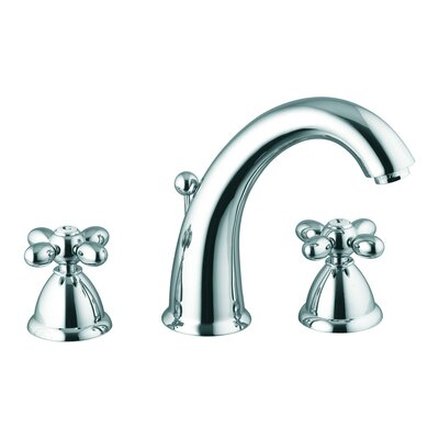 Olivia Bathroom Sink Faucet Finish: Chrome