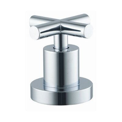 Maxima Wall Mount Volume Control Valve Trim Finish: Chrome