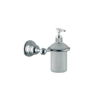 Style Liquid Soap Dispenser Finish Brushed Nickel