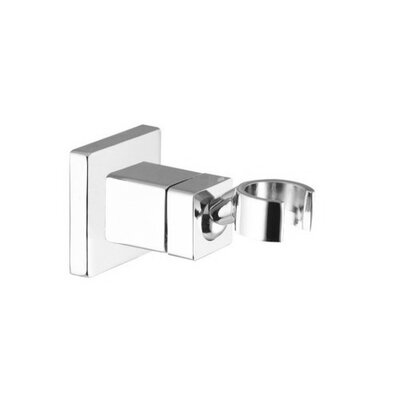 Wall Mount Hand Shower Holder Finish: Brushed Nickel