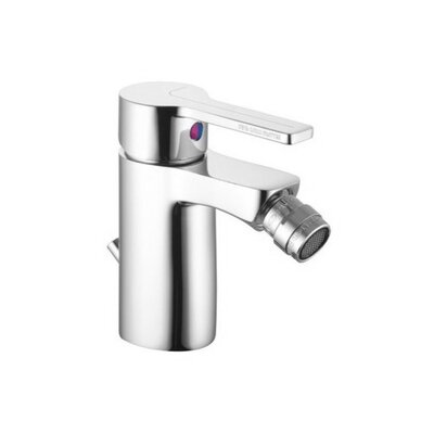 Matrix Single Handle Horizontal Spray Bidet Faucet Finish: Brushed Nickel