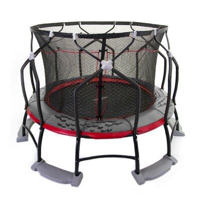 Monxter Titan 14' Round Trampoline with Safety Enclosure