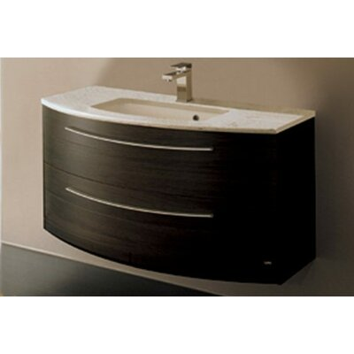 Dune 41.3 Bathroom Vanity Base Base Finish: Wenge
