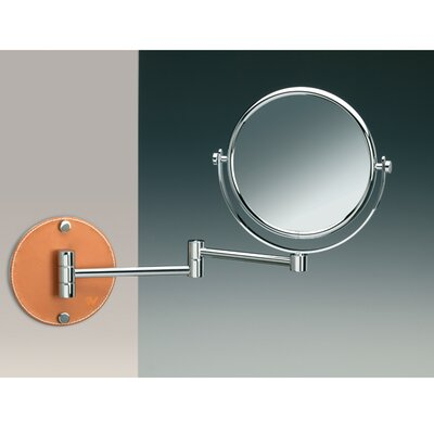 Wall Mounted Double Face Magnifying Mirror Finish: Chrome Windisch 99141-CR-5x