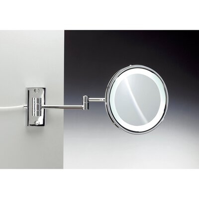 Windisch by Nameeks Warm Light Makeup Mirror - Finish: Chrome and Gold at Sears.com