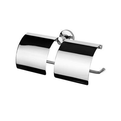 Standard Hotel Double Toilet Paper Roll Holder