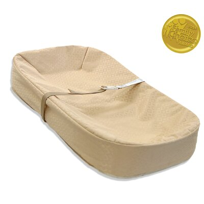 L.A. Baby 4 - Sided Changing Pad MA-3600-ORGH-30