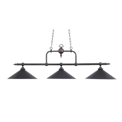 Designer Classics 3-Light Billiard Light