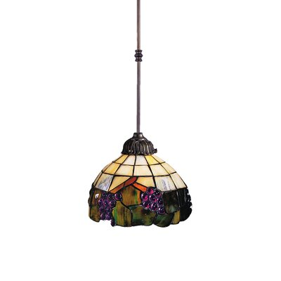 Grapevine 1-Light Mini Pendant
